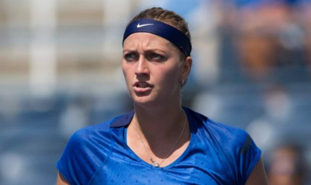 Petra Kvitova became the fourth player to qualify for the WTA Finals following her victory at the inaugural Wuhan Open