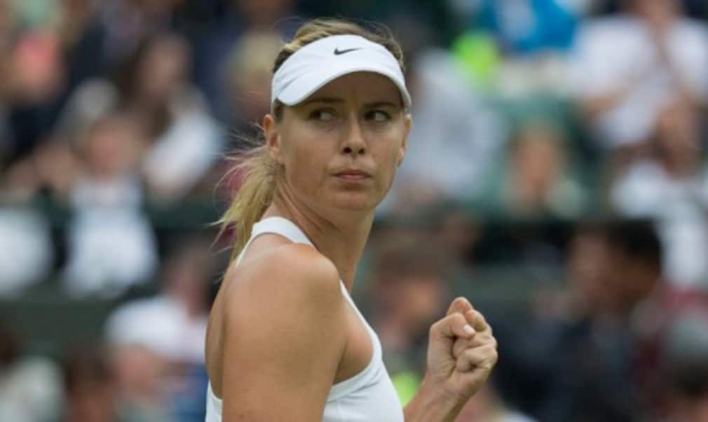 Maria Sharapova returned to world No.2 after winning her fourth title of the season at the China Open in Beijing