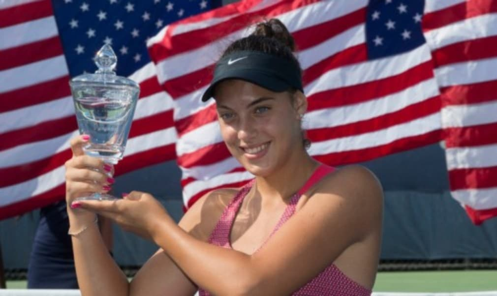 Croatian 16-year-old Ana Konjuh has already graduated from the junior circuit and has quickly made her mark on the WTA Tour