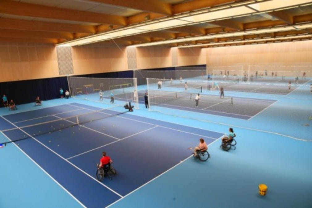 ThereŠ—Ès not just one tennis Masters event going on in London this November.