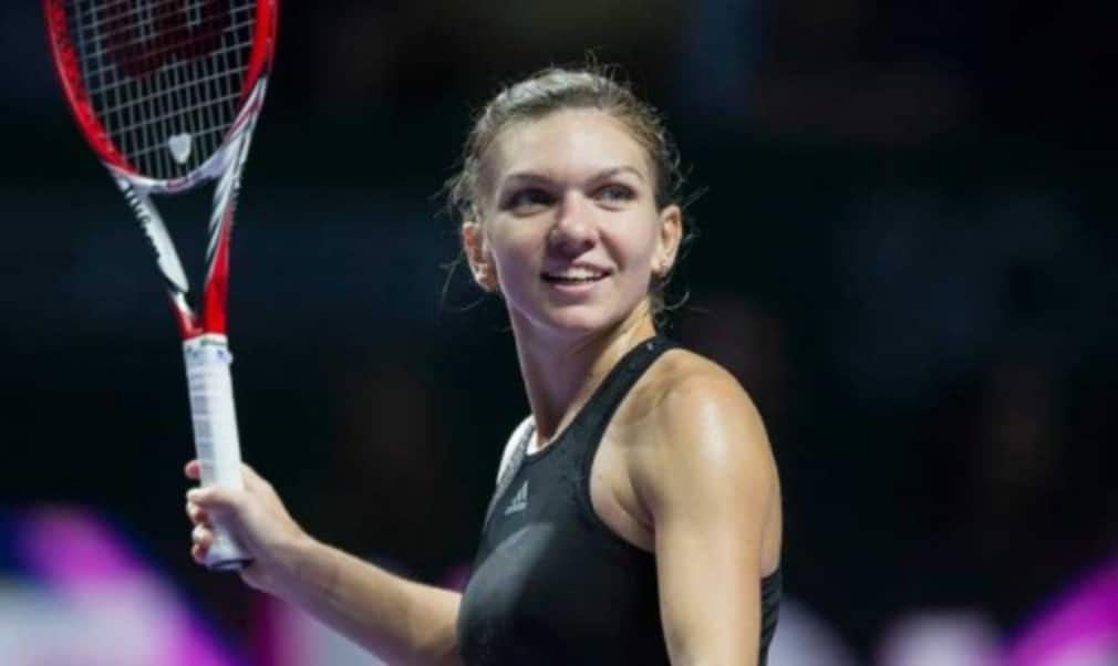 Simona Halep has split with her coach Wim Fissette after less than a year together