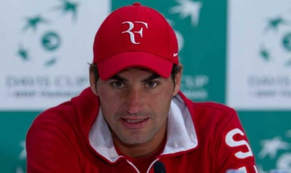 Roger Federer cemented his legacy as he sealed SwitzerlandŠ—Ès first Davis Cup crown with victory over France in Lille