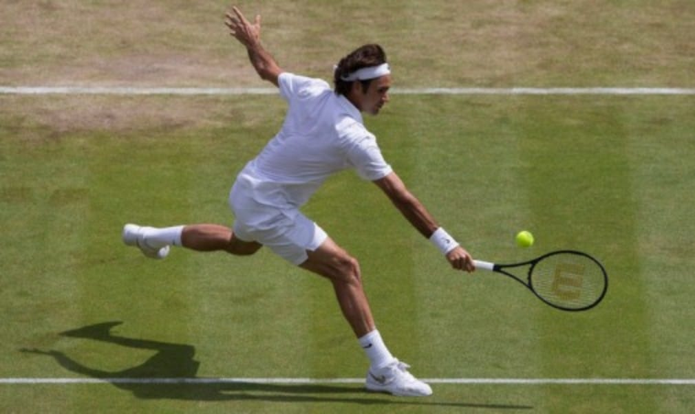 Part seven of our review looks at how Roger Federer is getting better with age