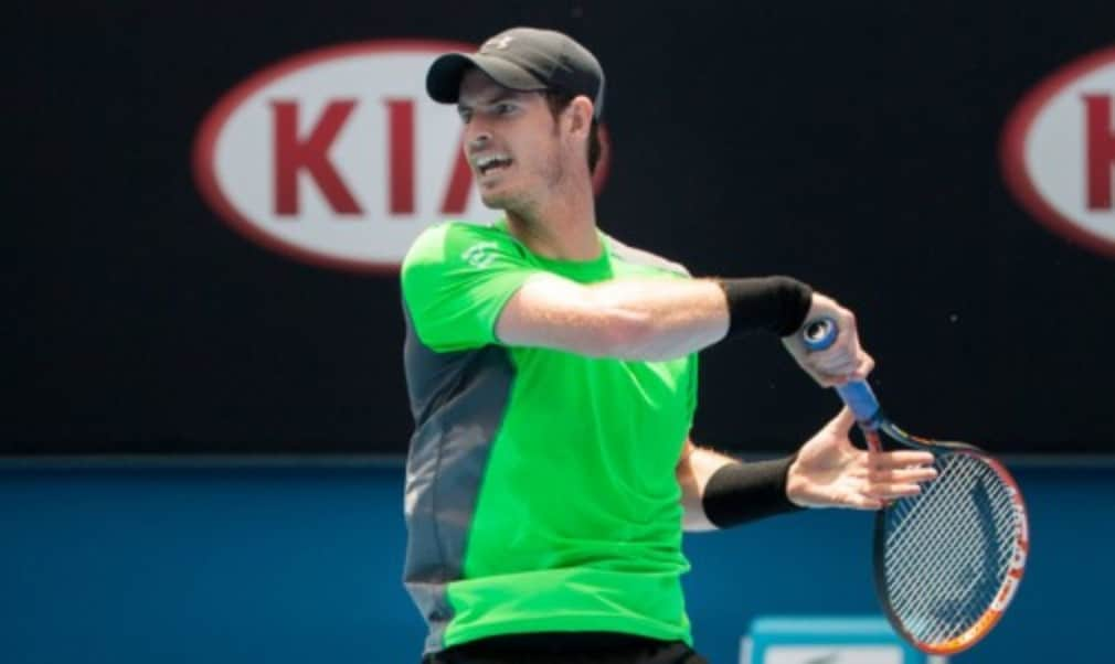 Marinko Matosevic believes Andy Murray is on track to the title after being soundly beaten by the Scot in the second round of the Australian Open
