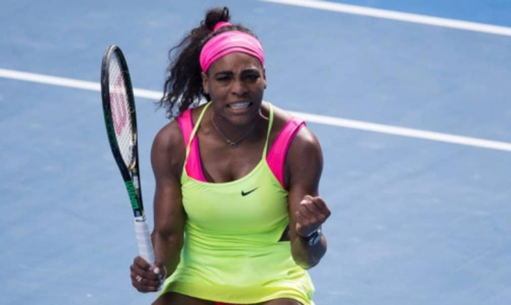 Serena Williams claimed her 19th Grand Slam title in Melbourne as she won the Australian Open for a record sixth time with victory over Maria Sharapova