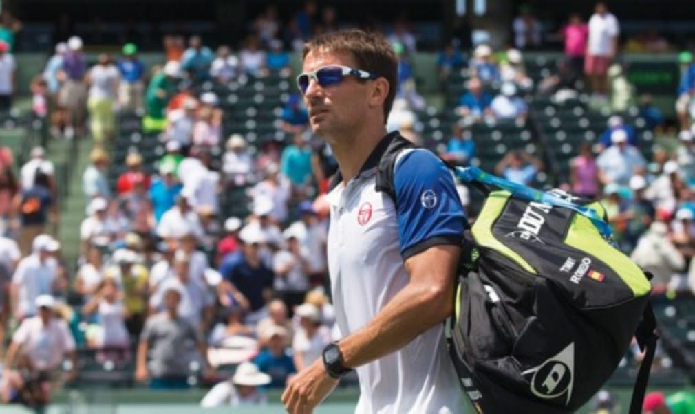 This season is Tommy Robredo's 18th year on tour. He explains why he will retire as soon as he stops enjoying himself on court