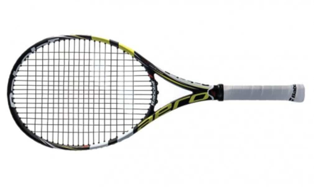 It may be the racket of choice of Rafael Nadal