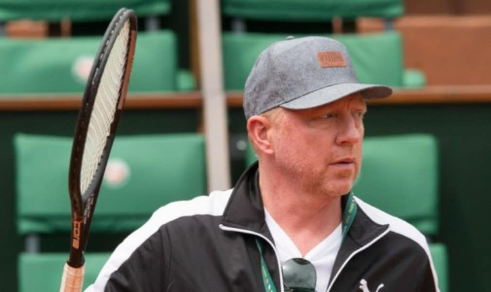 We've got two signed copies of Boris Becker's Wimbledon to give away