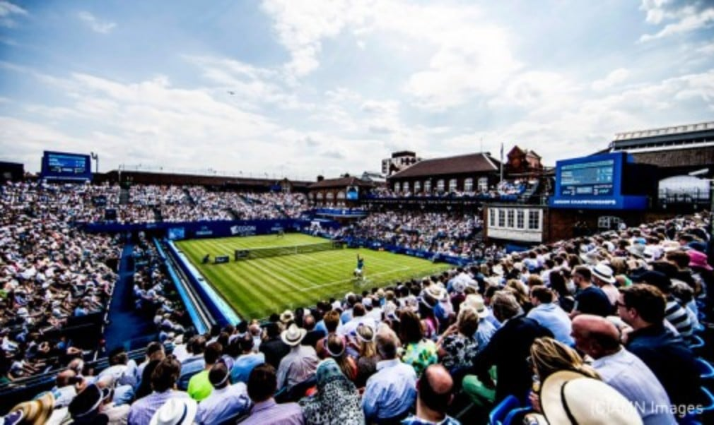 Enter our competition to win a pair of tickets for the final day of the Davis Cup by BNP Paribas quarter-final between Great Britain and France at The QueenŠ—Ès Club