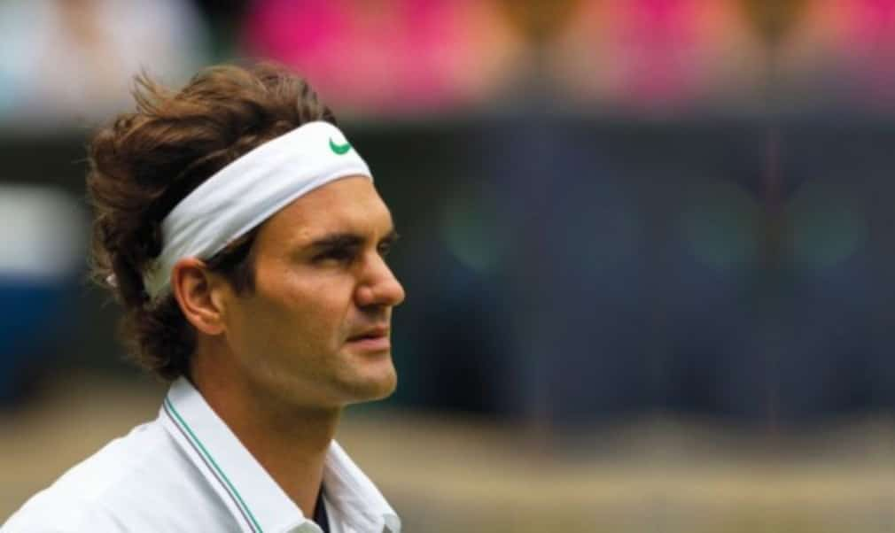 Seven-time Wimbledon champion Roger Federer struggles to choose his favourite memory from the All England Club. We can't say we blame him