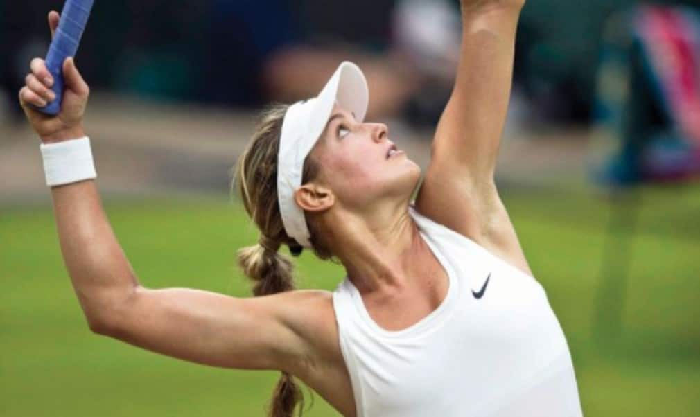 We asked last year's finalist Eugenie Bouchard to pick her favourite memory from the All England Club