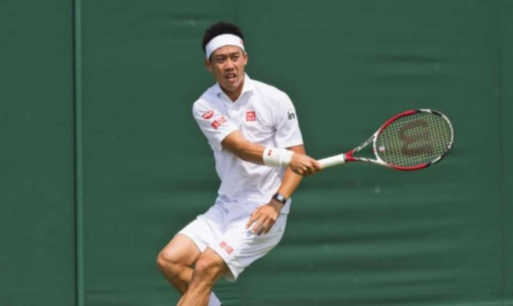 Kei Nishikori enjoyed his best Championships to date in 2014 - although he will be hoping to go further than the fourth round this year