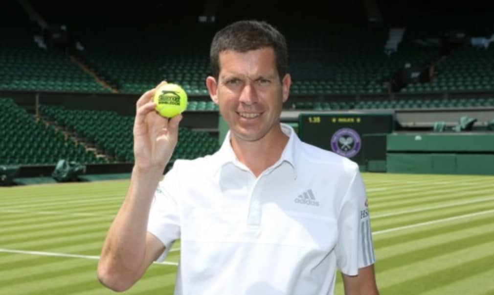 Tim Henman says Andy Murray has discovered an identity to his game and believes he is playing the best tennis of his career ahead of the 2015 Championships