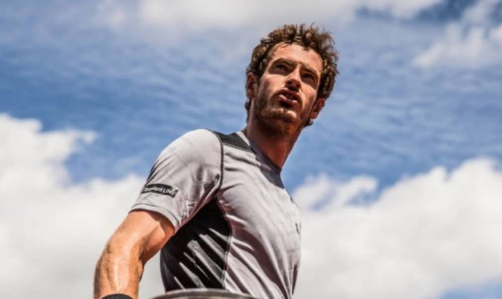 Mark Steel explains why Andy Murray is unlike other modern sport stars and we should celebrate the fact that he refuses to play the celebrity game
