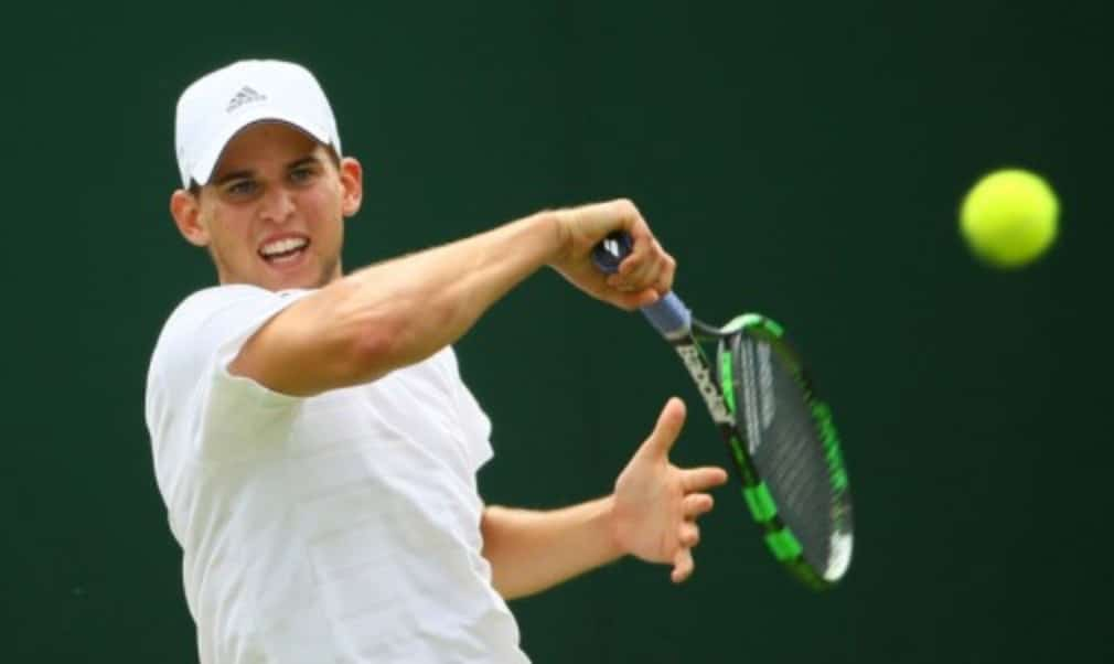 Dominic Thiem is bidding to win a third title in as many weeks at his home event in Austria