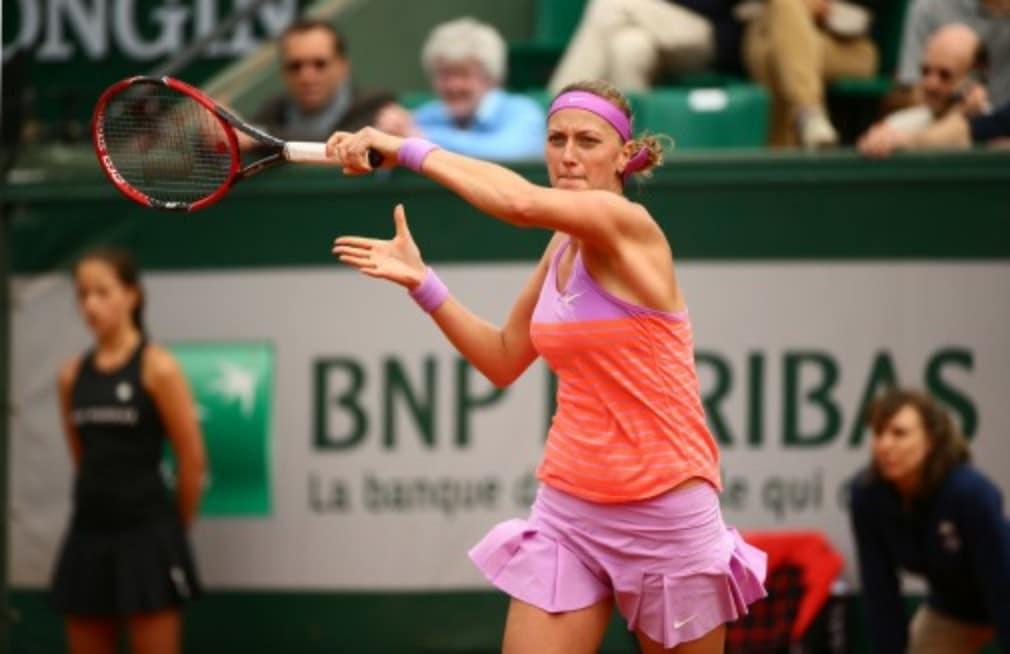 Petra Kvitova has revealed she has been diagnosed with glandular fever