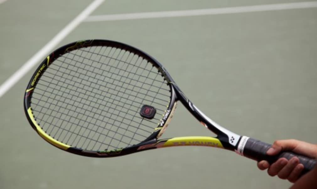 Win a QLIPP tennis performance sensor