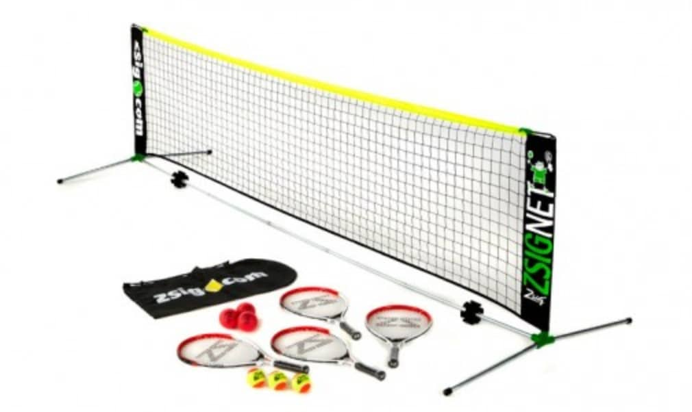 ZsigŠ—Ès Mini Tennis Family Set is great fun for all ages