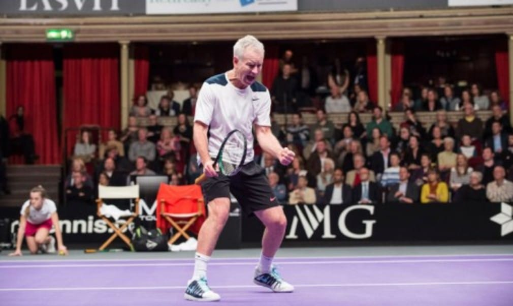 We have two tickets to give away to attend the Champions Tennis at the Royal Albert Hall