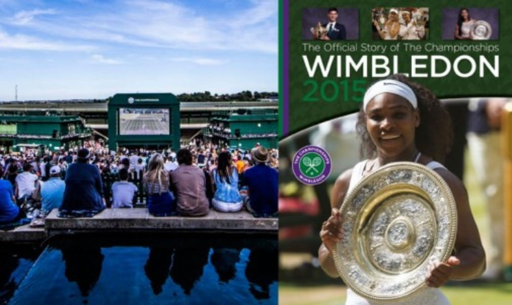 Wimbledon 2015: The Official Story of The Championships is the evocative and beautifully illustrated re-telling of The Championships 2015.