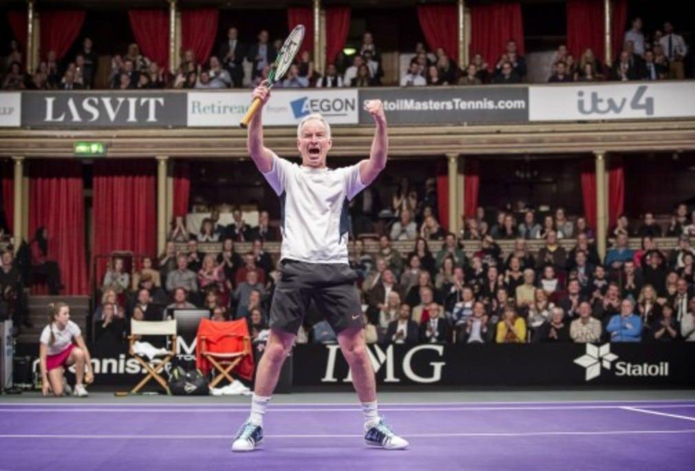 A winner of five titles