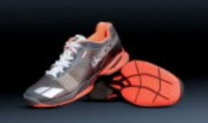 Enter our competition for your chance to win a pair of limited edition Babolat JET shoes