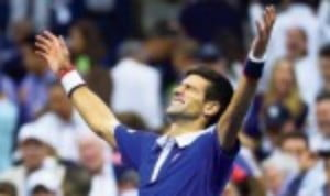 From near-invincible Novak to a Swiss SABR