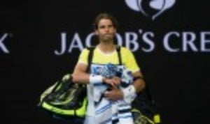 Fernando Verdasco produced one of the finest performances of his career to upset former champion and No.5 seed Rafael Nadal in the first round at the Australian Open