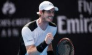 Andy Murray reached the semi-finals of the Australian Open for a sixth time in seven years with victory over David Ferrer