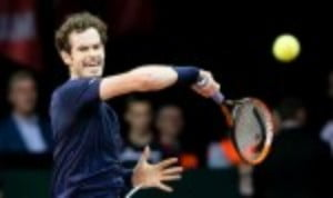 Great Britain will meet Serbia in this yearŠ—Ès Davis Cup quarter-finals after Andy Murray sealed a 3-1 victory for the reigning champions against Japan