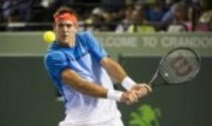 What can we expect from Juan Martin Del Potro's clash with Roger Federer in Miami?