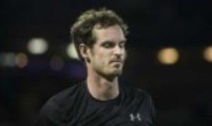 Andy Murray failed to win back-to-back matches for the second time in as many tournaments as he fell to Grigor Dimitrov in the third round of the Miami Open