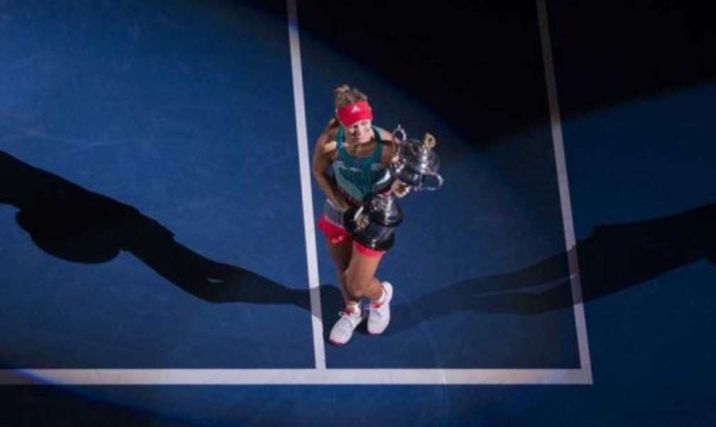 Was Angelique Kerber's Australian Open win the start of big things for the German