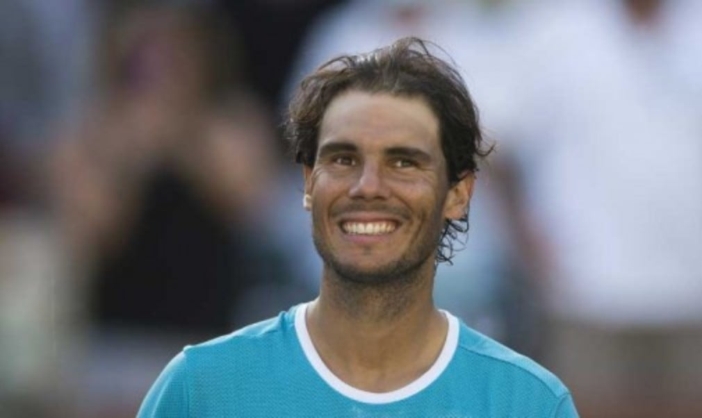 Rafael Nadal won a record ninth Monte Carlo Masters title with victory over Gael Monfils in the final.