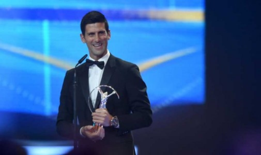 Tennis was one of the big winners at the 2016 Laureus World Sports Awards as Novak Djokovic and Serena Williams both scooped the biggest prizes in Berlin