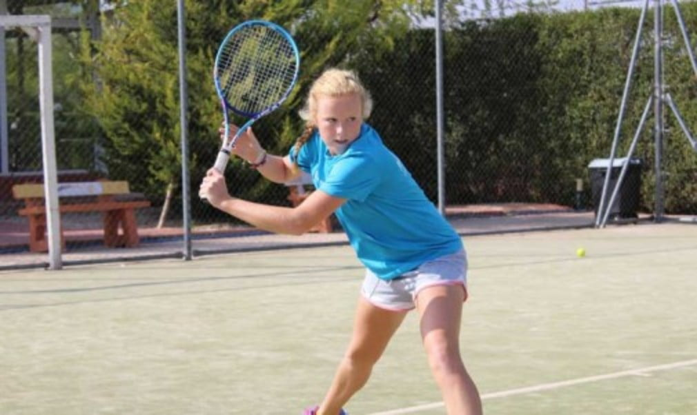 Eleanor Baglow moved to Spain last year to attend the JC Ferrero Equelite Academy near Valencia. She explains why she hasnŠ—Èt looked back