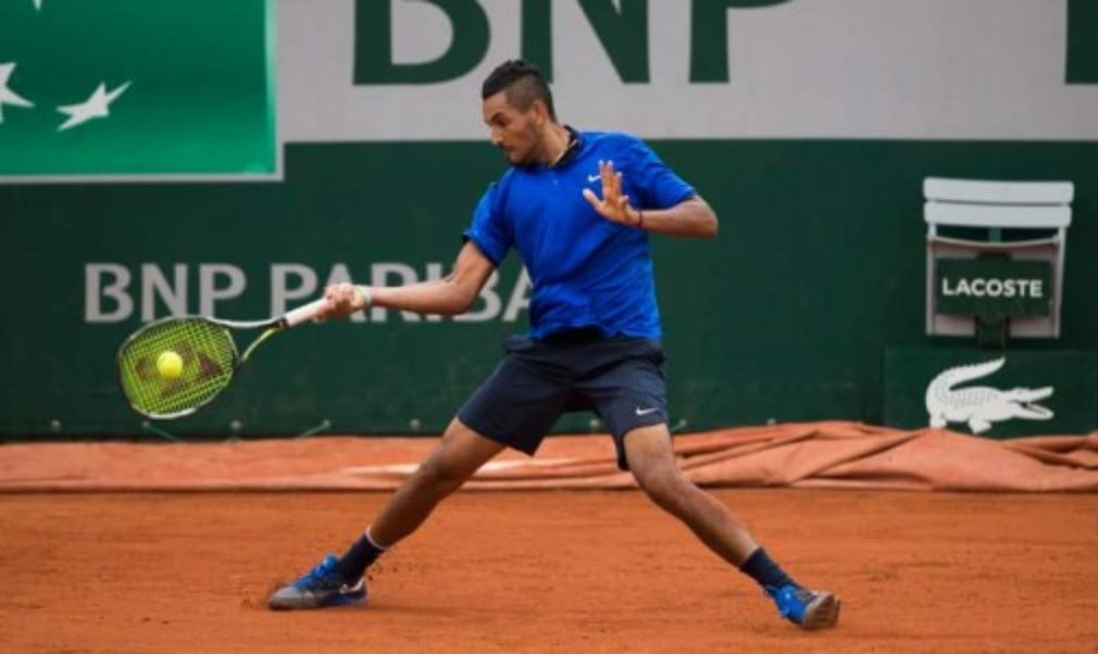 Day One at the French Open in words and photos