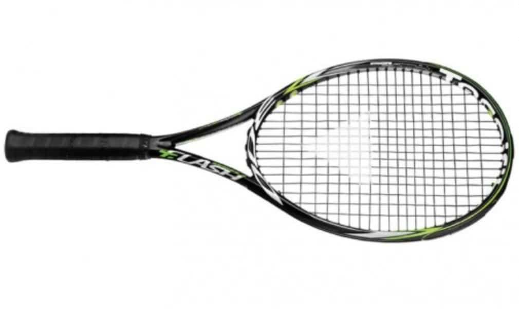 The Tecnifibre Flash 300 is a powerful beast - but not for the faint hearted