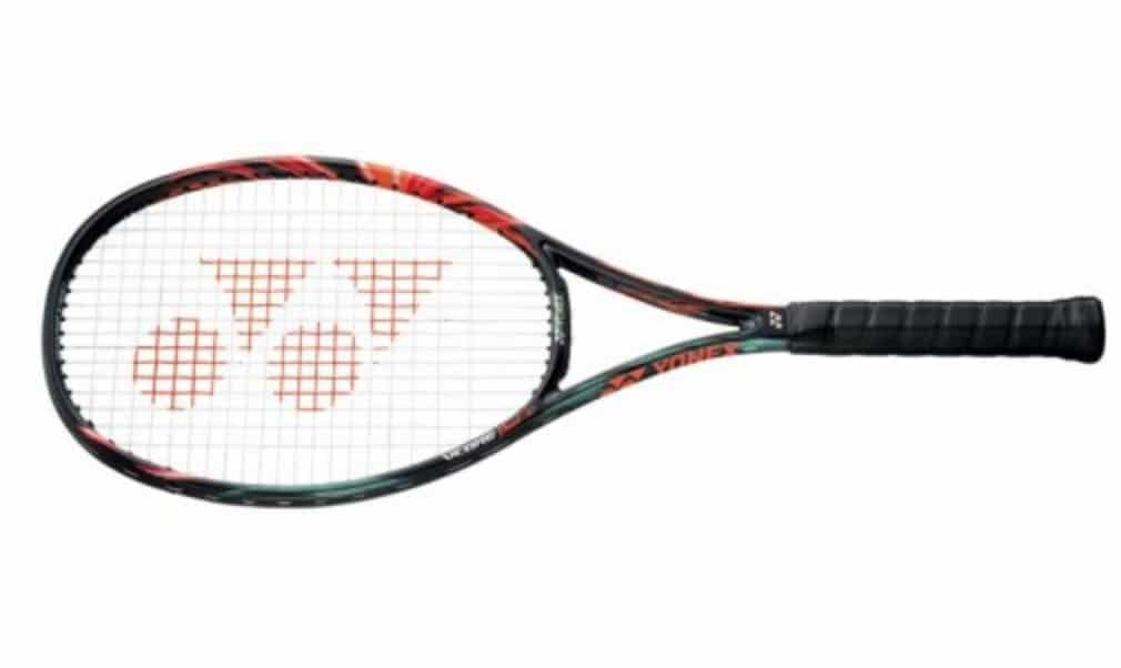 Boost your power with the Yonex V Core Duel G97