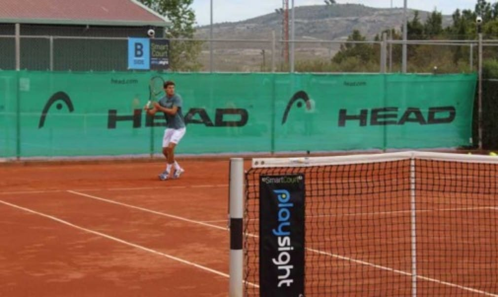 JC Ferrero Equelite Academy has installed the cutting-edge PlaySight technology on two courts at its site in Villena