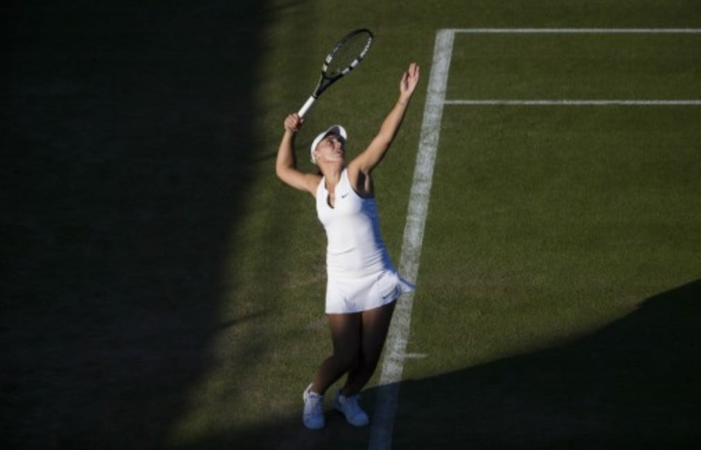 Injury robbed her of the chance to defend her Aegon Open title in Nottingham