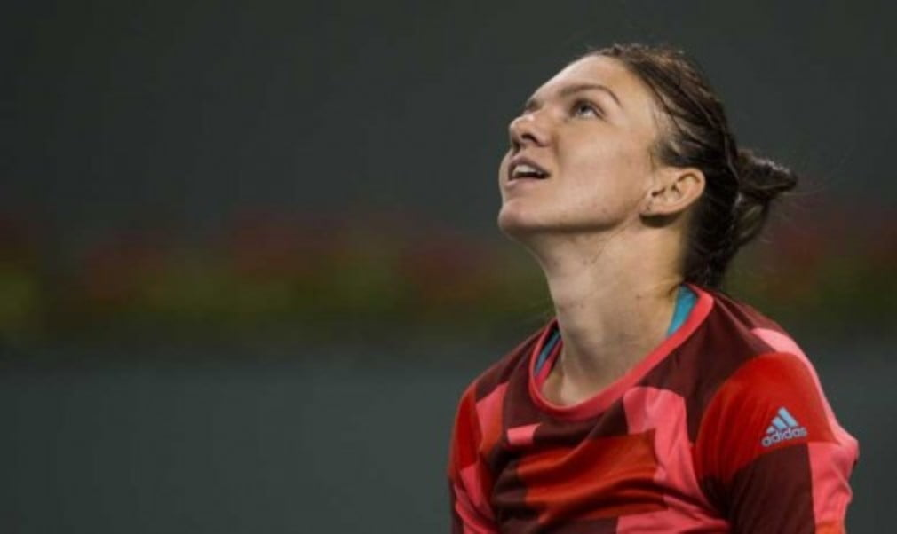 Simona Halep says she hopes to be fit for Wimbledon after withdrawing from the Aegon Classic with an Achilles injury