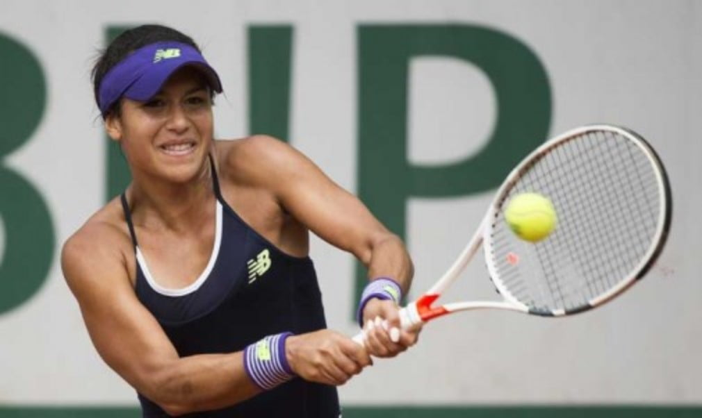 Heather Watson says she is hoping to utilise a calmer mind set at this weekŠ—Ès Aegon Classic in Birmingham following an early exit at the Aegon Open last week