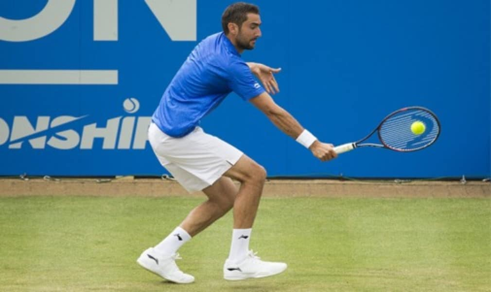 Marin Cilic is taking some good form into Wimbledon and with a former Wimbledon champion on his team he could well be around at the end of the fortnight
