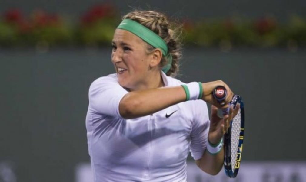 Victoria Azarenka's fitness battles continue after the former world No.1 withdrew from the Championships