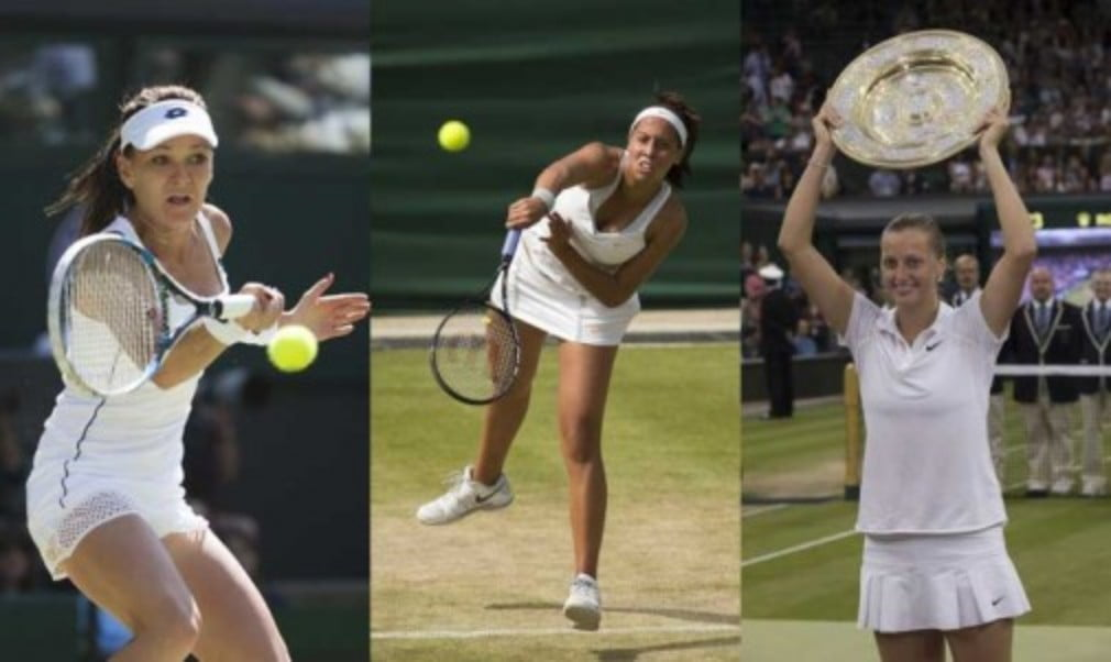 Serena Williams has won Wimbledon in four of the last seven years