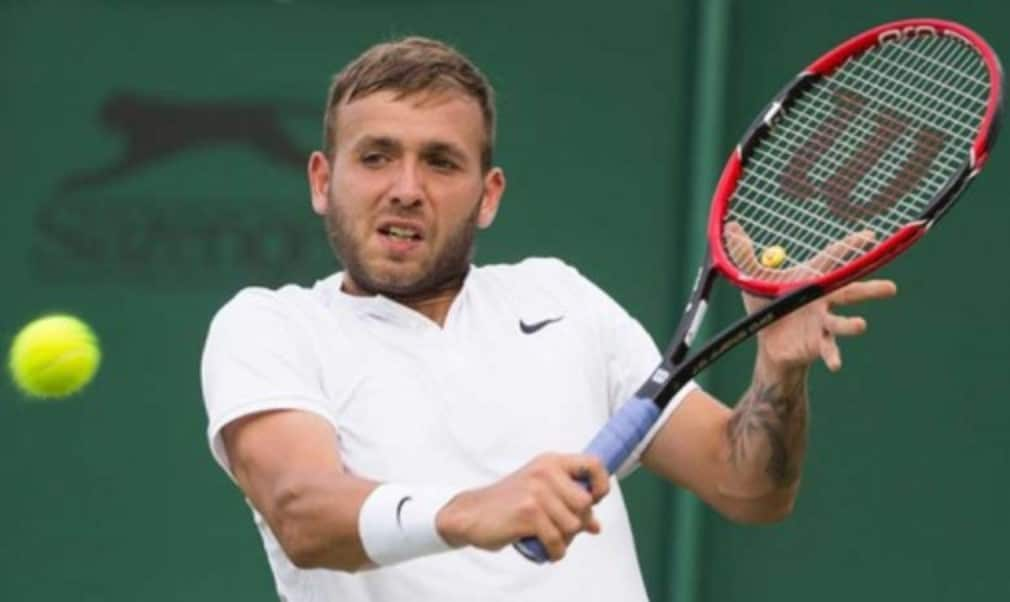 Dan Evans insists he wonŠ—Èt just be treating his Centre Court date with Roger Federer as a day out at Wimbledon