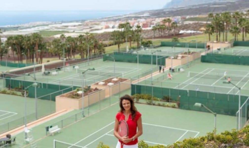 Annabel Croft's Tenerife academy opens its doors