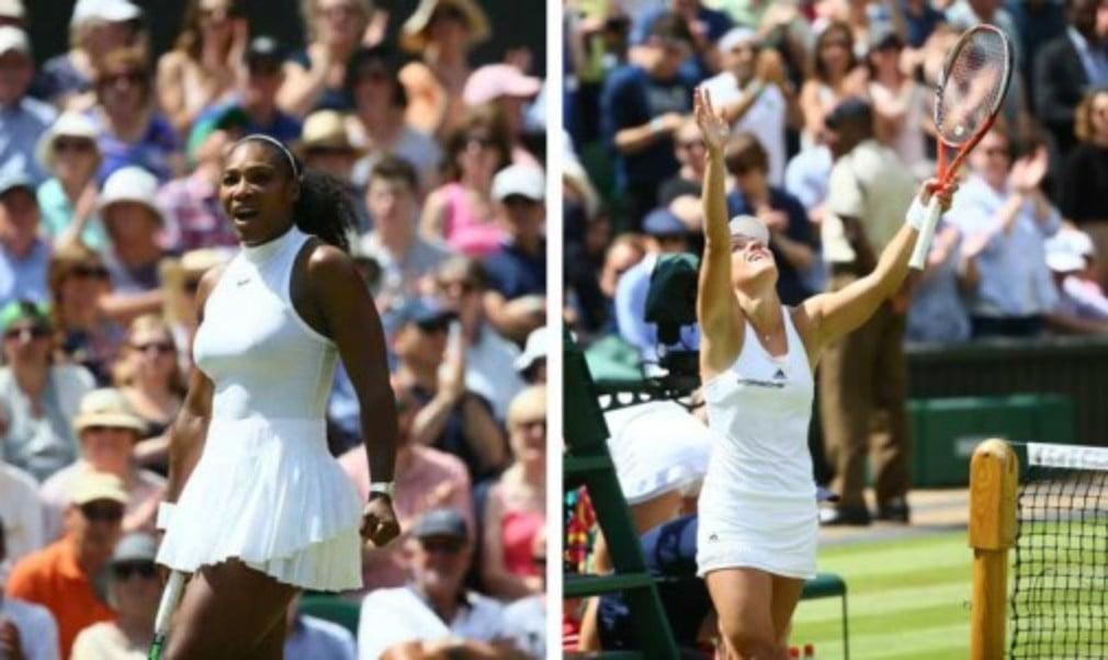Twenty years on from her last Wimbledon title