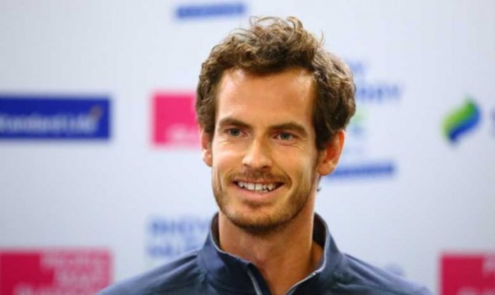 Ever dreamt about playing tennis with Wimbledon champion Andy Murray? Here is your chance